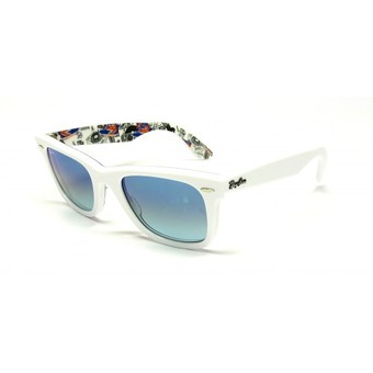 lunette ray ban blanche